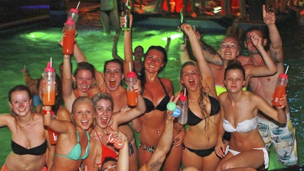 Bali is a top spot for Australian schoolies looking to have a good time abroad on a reasonable budget.