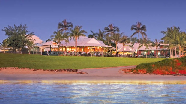 Cable Beach Club Resort.