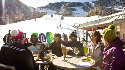 With the option of four resorts, a party village and celebrity filled streets, no wonder Aussies love to ski in Aspen, ...