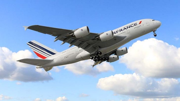 The scores of flights cancelled on Wednesday included those of Air France.