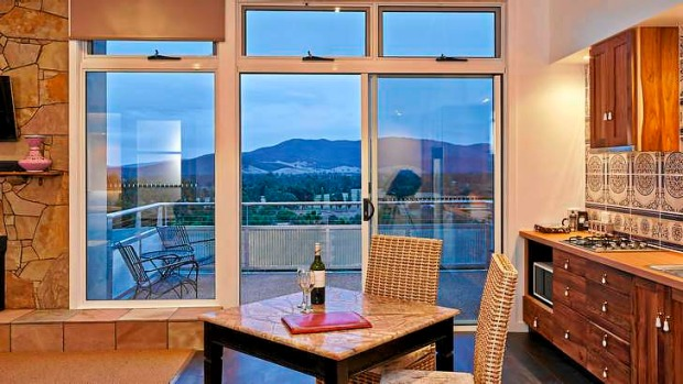 Panoramia Villas, Myrtleford.