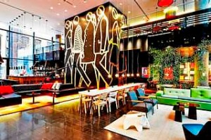 Citizenm, New York.