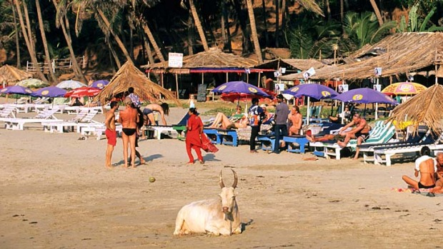No more bikinis? Goa's long sandy beaches have been a haven for tourists for decades.