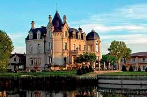 French Chateaux. Chateau du Grand Barrail. Supplied