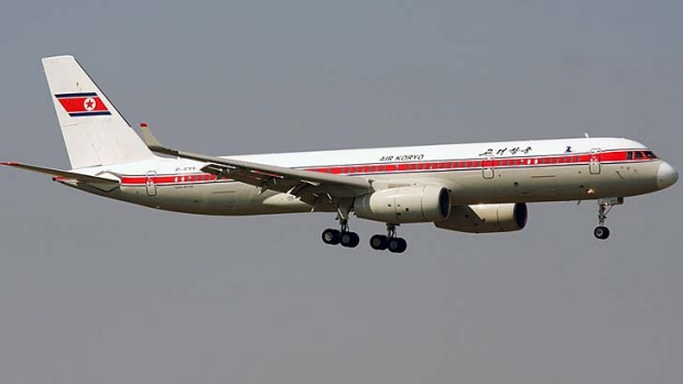 Alternative flight option for tourists: Air Koryo will start operating flights from mid-July.