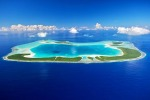 <b>The Brando luxury eco-resort, French Polynesia</b><p>Tetiaroa.