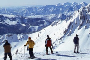 Ticket to ride: Ready to carve some turns at AltaSnowbird.