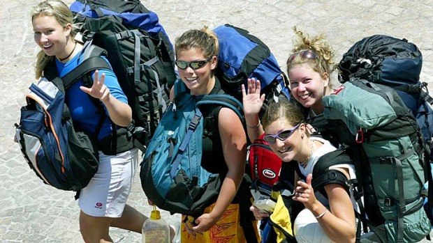 Work out what kind of backpacker you are before you head decide on a pack.