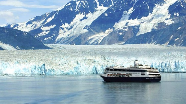 Open water: The Inside Passage is an option for keen cruisers who suffer seasickness.
