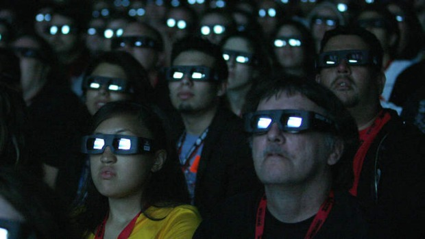3D movies are coming to an Airbus near you.