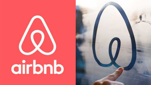 Airbnb's new logo.