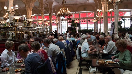 La Grand Cafe, Moulins.