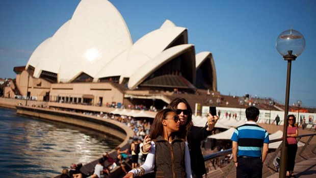 Australia remains a popular destination for tourists from across the globe.