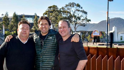 Top chefs Peter Gilmore, Ben Shewry and Neil Perry will cook the gala dinner for the guests.