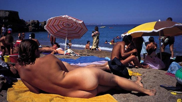 Germans will still happily get naked while holidaying in France and Spain, but nudist clubs in their home country are in ...