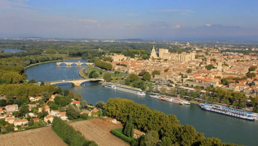 Francois Illas New Tradition: Riding Around The Rhone In France