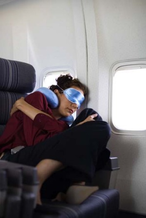 Keeping temperatures at the lower end of the range on a plane can be a better option than having passengers fainting.