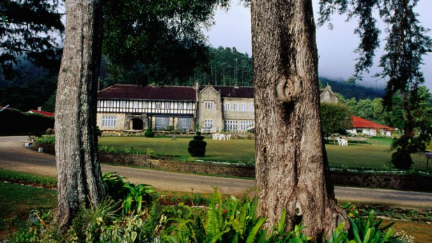 The Hill Club, Nuwara Eliya.