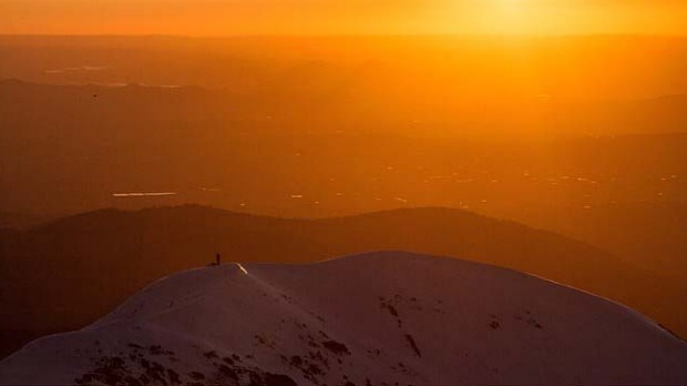 Mt Buller Summit.