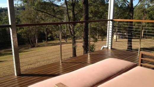Want a holiday of pure seclusion? Melawondi Spring Retreat is perhaps one of Queensland's best opportunities to make it ...