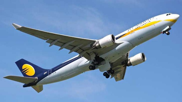An investigation is being conducted into whether a Jet Airways pilot was sleeping on the job.