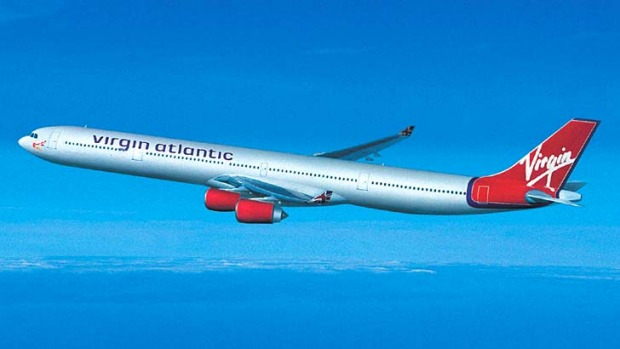 Virgin Atlantic Airbus A340-600 is the longest aircraft in the world.