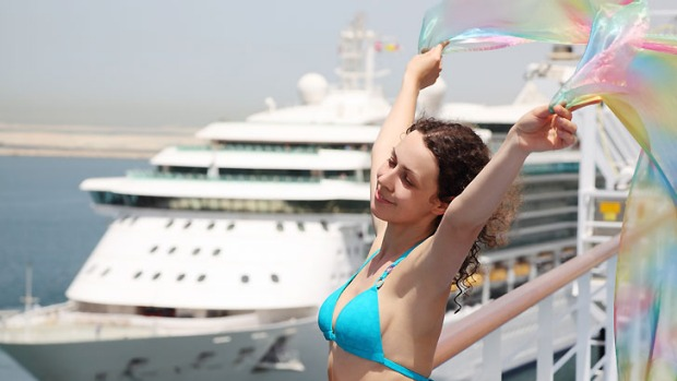 Busting the myths ... cruising isn't what it used to be.