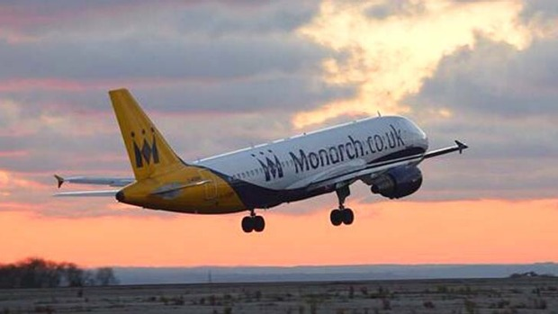 Monarch Airlines will be competing with some of Europe's biggest low-cost carriers including Ryanair and easyJet.