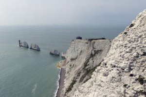 The Needles, Isle of Wight.