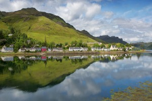 We travelled to the Ross-shire Highlands of Scotland wanting to see the famous castle Eilean Donan. We drove some 70 ...