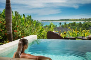 INTERCONTINENTAL RESORT AND SPA, FIJI