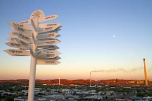 Mt Isa city lookout