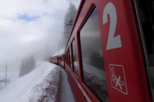 Swiss train