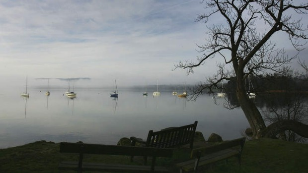 Idyllic: Lake Windermere.