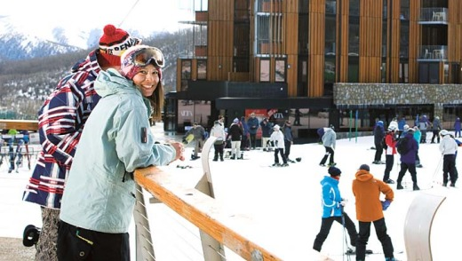 BFF plan: Introduce a friend to the snow at Falls Creek in September and they ski or board for free.