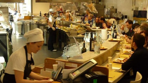 Eataly, temple to all things culinary.