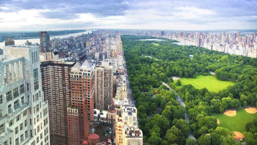 Central Park, New York City.