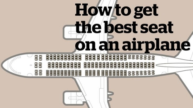 The best time to fly to get an empty seat next to you on a plane