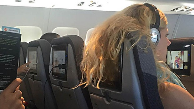 Rude and ridiculous passengers on planes