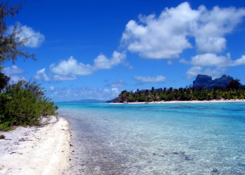 Bora Bora is among the most famous of the 118 islands that make up French Polynesia - a French territory that spans an ...