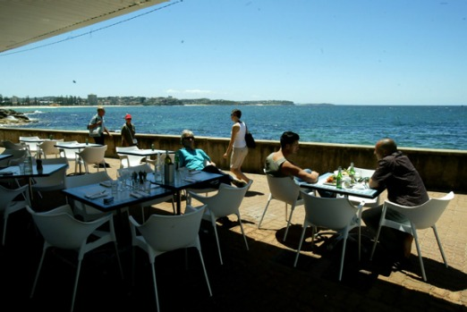 12.30 p.m. - Enjoy an early lunch at The Bower Restaurant on Marine Parade. This restaurant is situated on the south ...