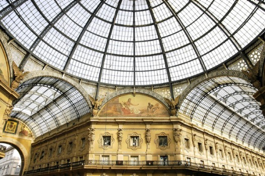 Milan's Town House Galleria is the world's first official seven-star hotel.