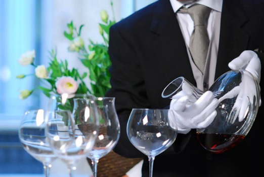 Each room is individually furnished, there is a luxury chauffeur service and butler service available 24 hours a day.