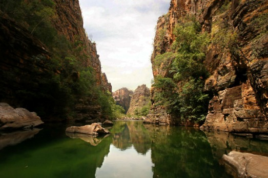 Kakadu, Northern Territory - Australia's largest national park has the highest concentration of Aboriginal art sites in ...