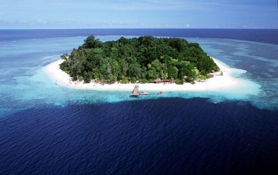 Andrew Heasley: Sipadan Island, Malaysia. Touted as one of the top 10 diving spots in the world. Among the most ...