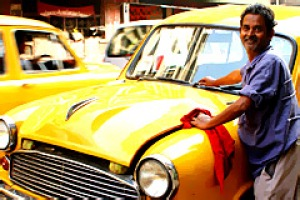 Trouble-free ... hiring local tour guides like taxi drivers is an ideal way to explore.