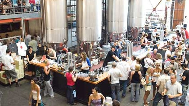 A Sunday session at the LIttle Creatures brewery is a must.