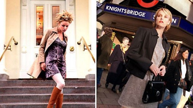 Cultural melting pot ... from cutting edge Camden to old money in Knightsbridge.
