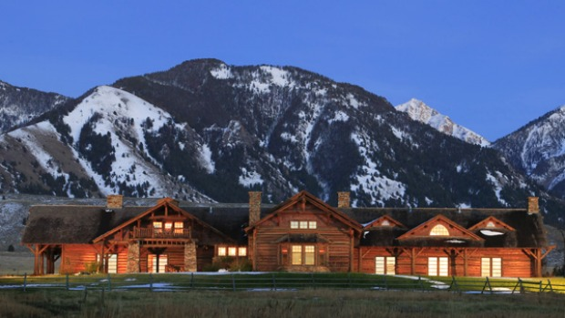 Sun Ranch Lodge Montana Review Eco Home On The Range