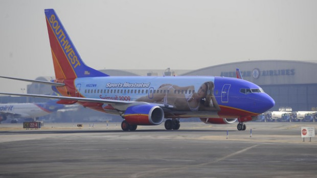 Southwest is currently testing satellite-provided broadband internet on its flights, which would allow passengers to access the net through their wi-fi devices.